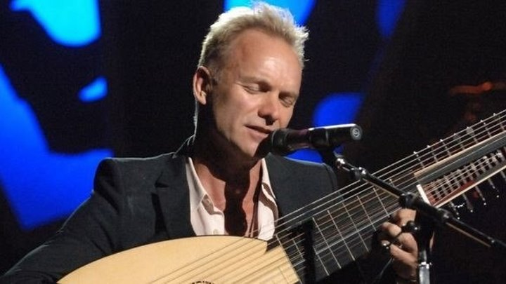 Sting - Shape Of My Heart.1992 (Official Video)