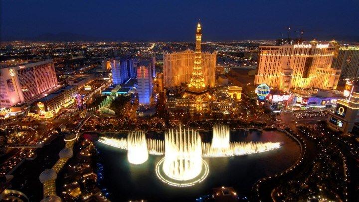 Путешествие по Америке: VIva Las Vegas!