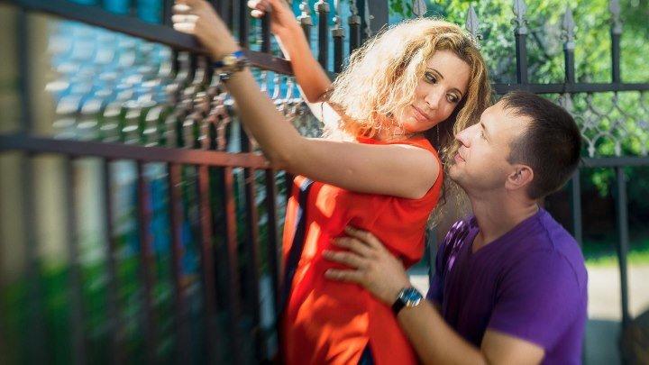 Романтичная Love Story Александра и Юлии // Фотограф Евгений Карпов