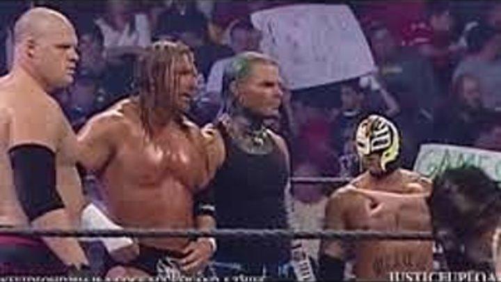 Team Triple H vs Team Umaga