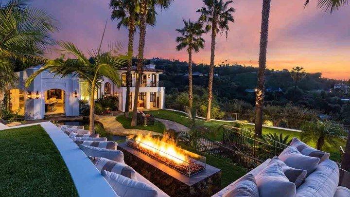 Роскошный дом в Калифорнии, Беверли-Хилз. Стоимость $ 20.000.000