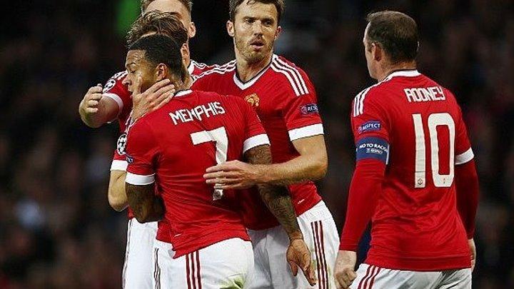 Раунд плей-офф Лиги Чемпионов. Манчестер Юнайтед 3-1 Брюгге