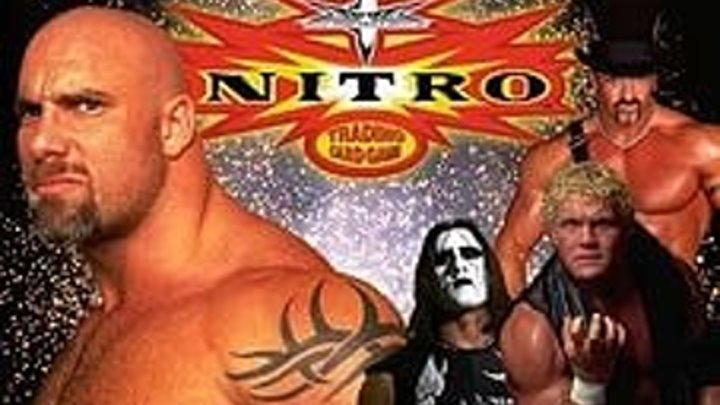 WCW NITRO 02.11.1998 - Титаны Рестлинга на канале ТНТ _ Николай Фоменко