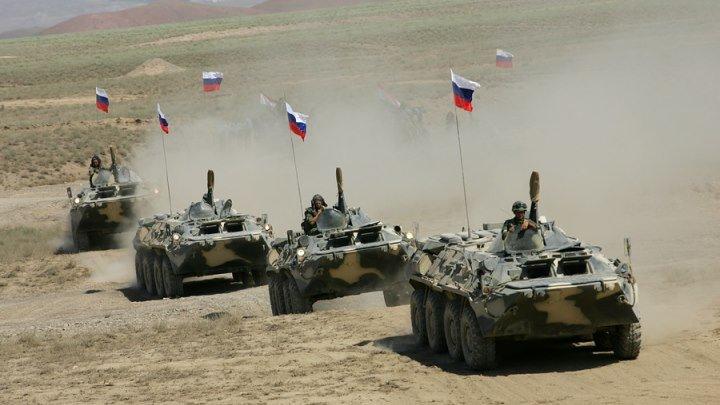 PAMIR TV - 24 1000 российских солдат пополнят ряды армии Таджикистана