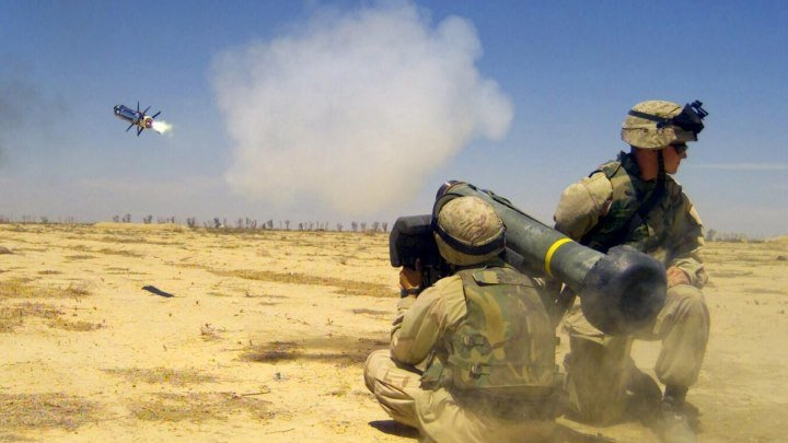 Литва поставит Украине противотанковые комплексы 'Javelin'