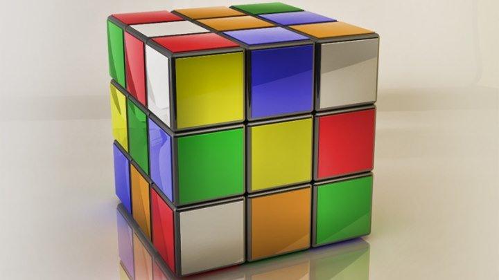 Кубик рубика 1000 x 1000 x 1000