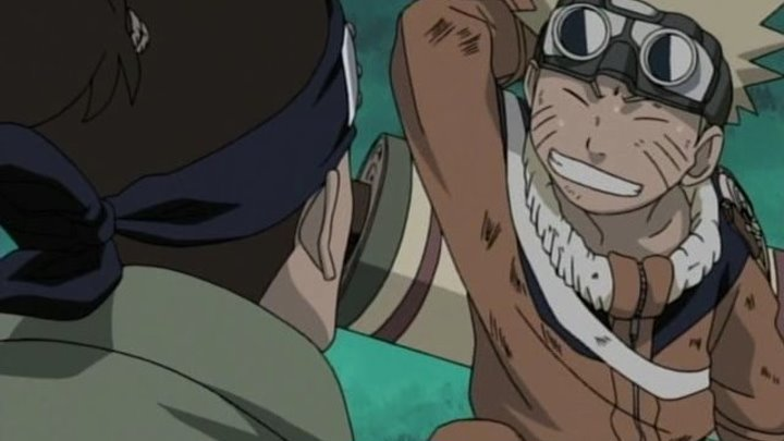 Naruto 001 - Встречайте, Наруто Узумаки!