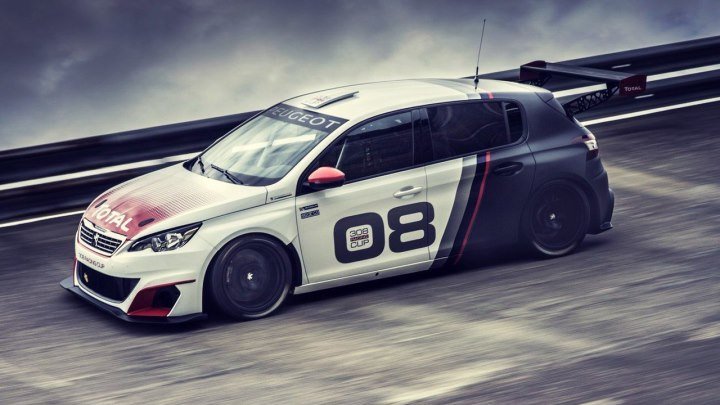 Peugeot 308 GTi 2016 Racing Stock Vagif Channel