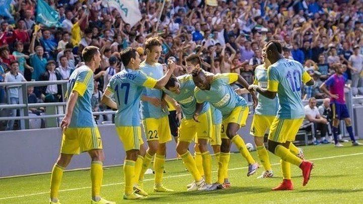 АПОЭЛ 1:1 Астана | Лига Чемпионов 2015/16 | Раунд плей офф | 2-й матч | Обзор