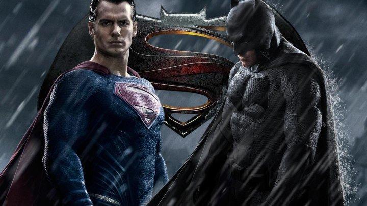 Бэтмен против Супермена.На заре справедливости (2016, дублированный трейлер)