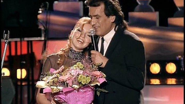 Вероника Агапова и Toto Cutugno - Если б не было тебя