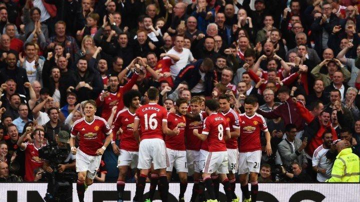 Манчестер Юнайтед 3:1 Ливерпуль | Чемпионат Англии 2015/16 | Премьер Лига | 05-й тур | Обзор матча