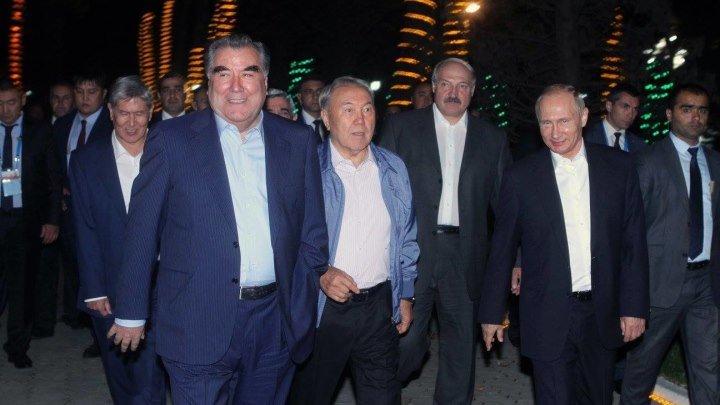 PAMIR TV - 24 В Душанбе съехались лидеры стран-участниц ОДКБ