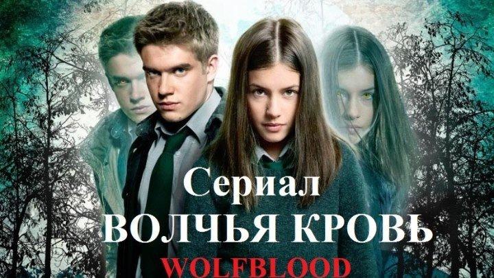 Волчья кровь / WolfBlood - Сезон 1 - Серия 3