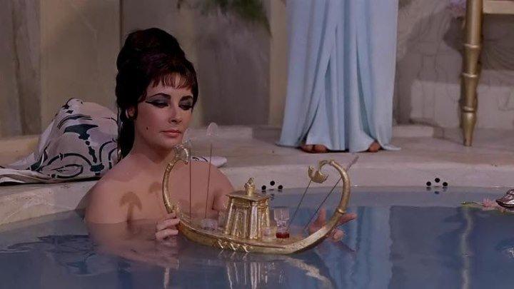 """""""Клеопатра"""" (В ролях: Элизабет Тейлор) / Cleopatra / 1963 /"""