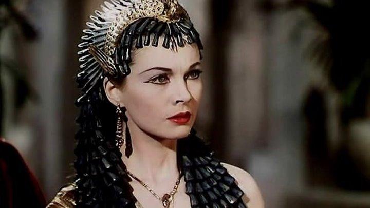 Цезарь и Клеопатра-(В ролях: Вивьен Ли)-(2ч.) / Caesar and Cleopatra (Габриель Паскаль /Gabriel Pascal) [1945 г., Исторический]