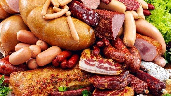 Из чего делают мясо и колбасу, которые мы едим!