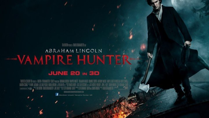 Президент Линкольн: Охотник на вампиров (2012) HD 720p x264