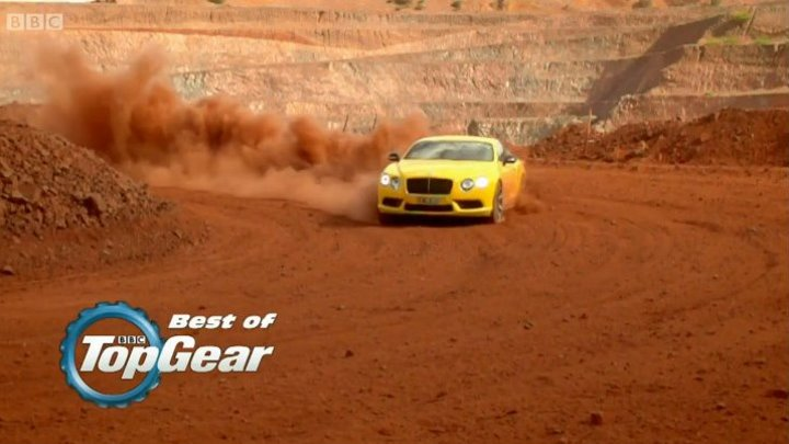 Top Gear Чара. Лучшее за 17 сезон (2013) HDTVRip 16+