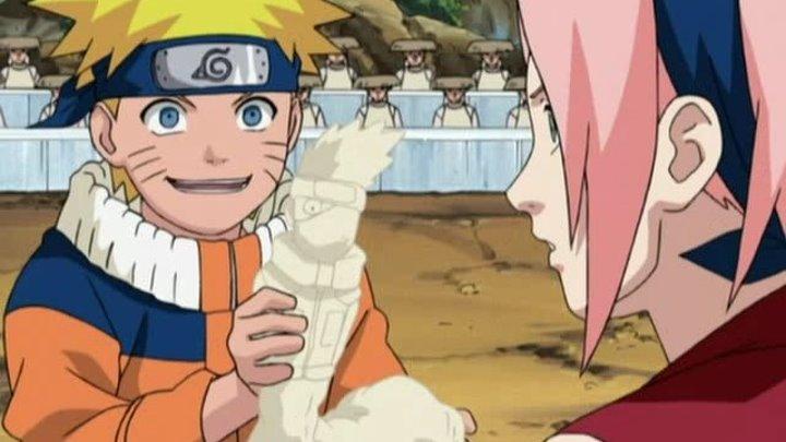 Naruto 168 - Кипящий котелок! Смешай, размешай и вскипяти!