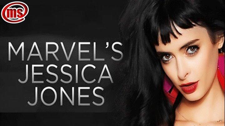 Новый промо-тизер сериала Marvel и Netflix «Джессика Джонс»