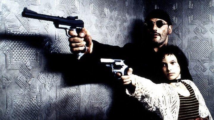 Леон: Киллер (1994), криминал, драма, боевик, триллер [Расширенная версия]