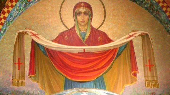 Покров Пресвятой Богородицы. Великие праздники
