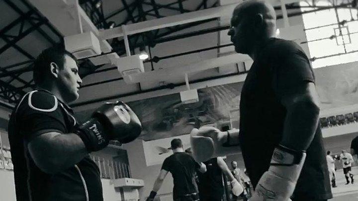 Тренировка Федора Емельяненко в Старом Осколе, клуб Александр Невский 17 августа 2015