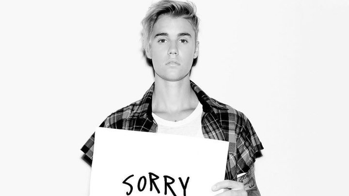 Justin Bieber - Sorry (excerpts from instagram)