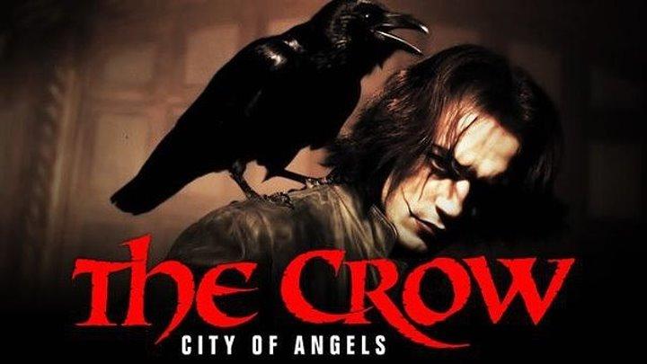 Ворон 2 Город ангелов (1996)