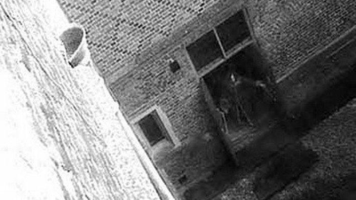 ТОП 5 жутких привидений снятых на видео