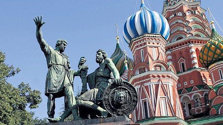Мурашки по коже... Марш в поддержку политики В.Путина. Важно! Репост! 4 ноября