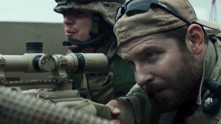 Снайпер / American Sniper - HD