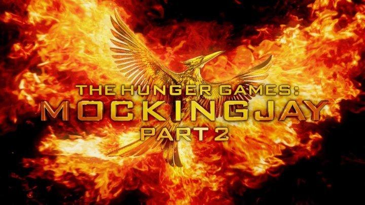The Hunger Games- Mockingjay - Part 2 Official Teaser Trailer #1 (2015) - Jennifer Lawrence Movie HD