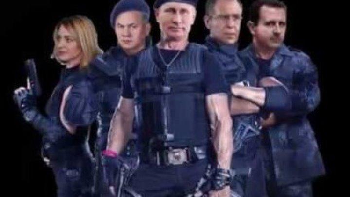 Неудержимые 3 - трейлер (русская версия)