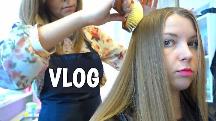 VLOG: Восстанавливаю волосы / ДО и ПОСЛЕ / Альтернатива кератину