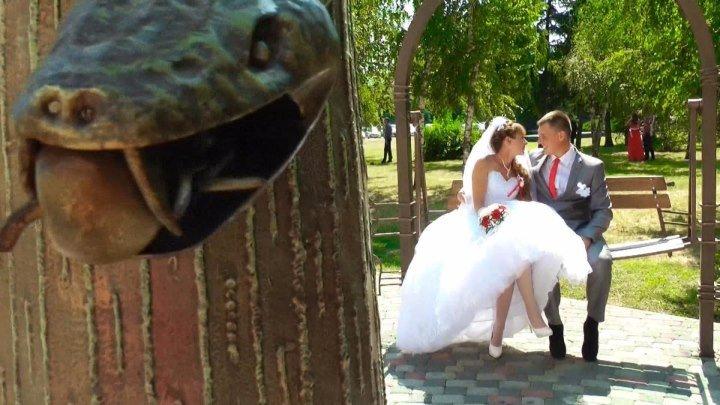 Летняя сказка! 22 08 2015 Свадьба Аркадия и Марины.