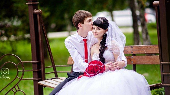 Супер Свадьба Вики и Влада 11 июля 2015