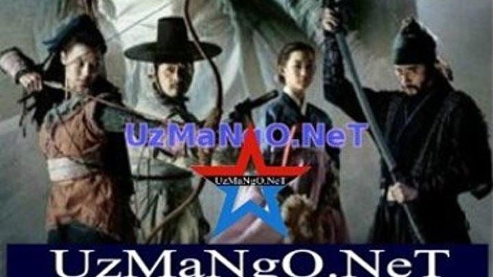 Qo'rqmas / Куркмас Korea Seriali 4-Qism (Uzbek tilida serial 2015)