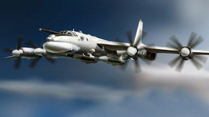 Летчикам НАТО нравится летать рядом с нашими Ту-95