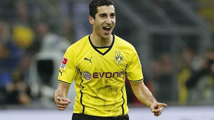 Henrikh Mkhitaryan - Best Goals | HD