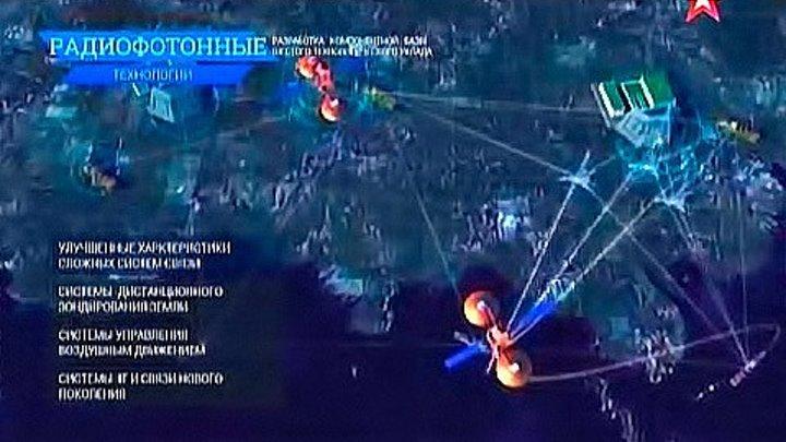 Новейшие военные разработки: Плюсы санкций для армии // Военная приемка. 2015