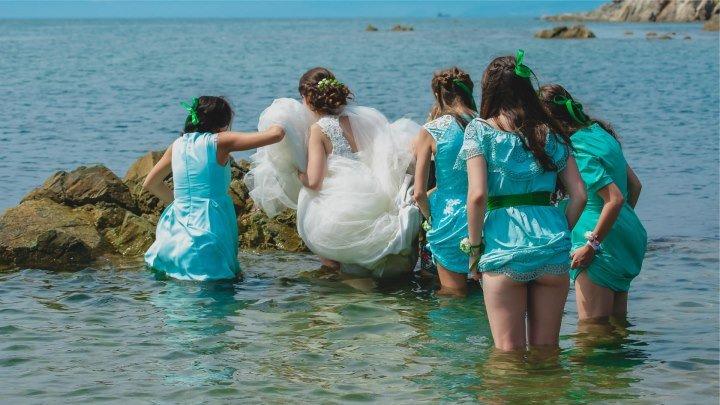 Море позитива ! Очень веселая свадьба в Находке Ведущий из Владивостока ! Короткий свадебный ролик ! Смотреть всем 22_x264_001