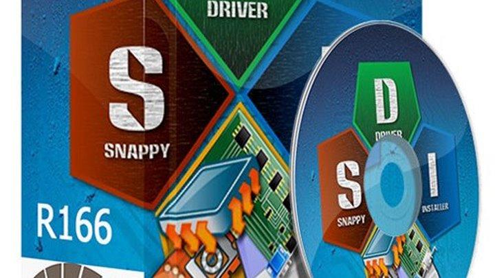 Snappy Driver Installer - установка и обновление драйверов