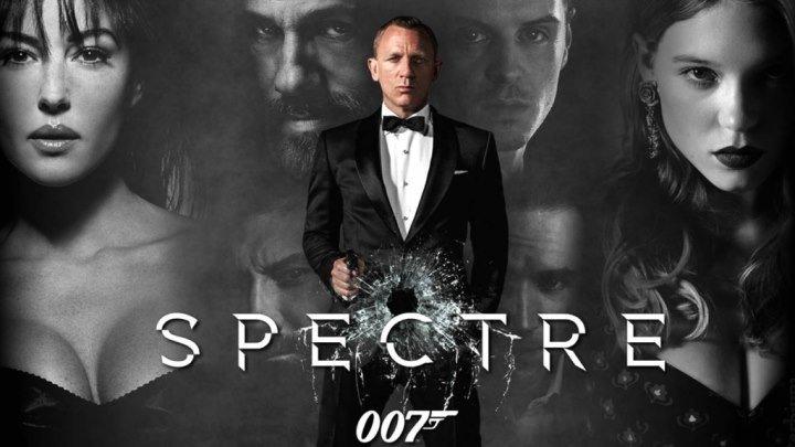 [Rus] 007 СПЕКТР 2015 трейлер | Filmerx.Ru