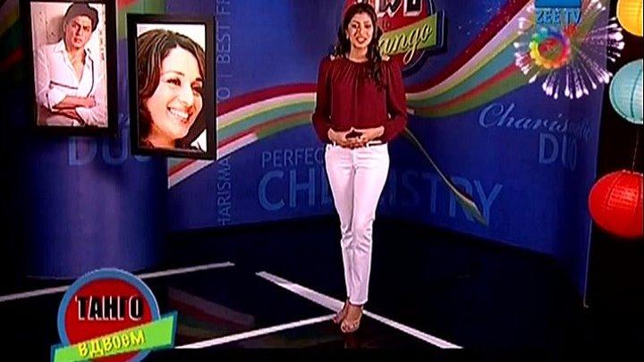 Танго вдвоем - Шахрукх Кхан и Мадхури Дикшит