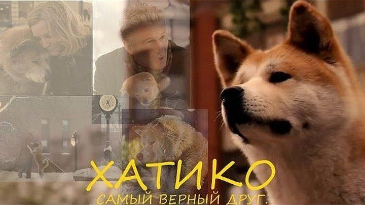 Хатико_ Самый верный друг (2009 год )
