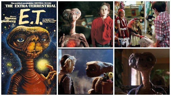 Инопланетянин (1982) Full-HD