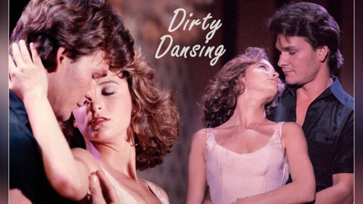 """""""Грязные танцы"""" _ (1987) Мелодрама,драма,музыка. (Full HD 1080p.)"""