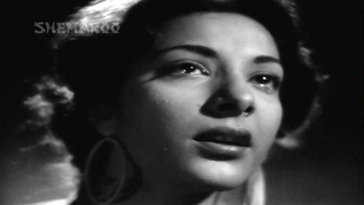 Индия.Сезон дождей (1949)_Chhod Gaye Baalam Mujhe Haye_Радж Капур+Наргис